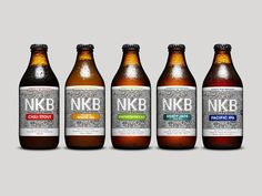Nordic Kiwi Brewers on Packaging of the World - Creative Package Design Gallery