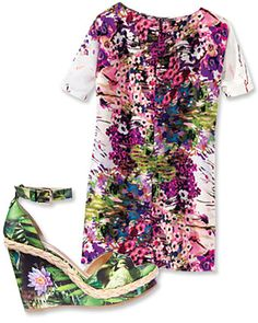 Nature Prints from #Geox and #Theia http://news.instyle.com/2012/03/11/spring-2012-fashion-trend-nature-prints/