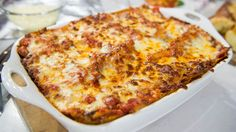 Try Al Roker's original vegetarian lasagna recipe: It's so good!