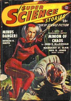 Science Fiction Pulp Covers Collection