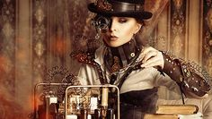 Science-Fiction mal anders: Steampunk - © Andrey Kiselev/Fotolia.com