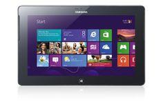 Samsung ATIV Tab (Windows RT, 32 GB, 10.1-Inch) Windows 8 RT, 10.1 inches Display. 1.5 GHz dual-core Snapdragon processor. 32 GB Flash Memory, 2 GB RAM Memory. 802_11_BGN wireless.