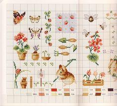 SOURCE: OlgaHS.gallery.ru || Le Monde de Beatrix Potter by Veronique Enginger for Mango Pratique