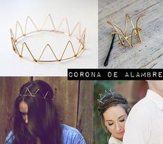 {DIY} Coronas para carnaval / cumpleaños - Cosas Molonas