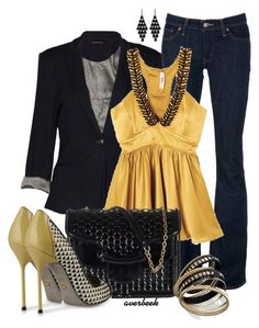 Super cute top & Blazer I need a blazer like this one!
