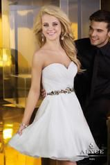 Alyce 3547- simply elegant! Wear this dress to your friend's party, or your middle school dance!