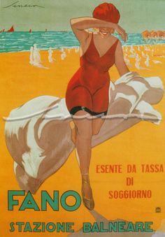 Fano (Marche): stazione balneare
