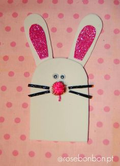 crafts de páscoa :: easter crafts Diy Arts And Crafts, Diy Crafts, Easter Crafts, Diy Tutorial, Artsy, Diy Projects, Shapes, Activities, Create