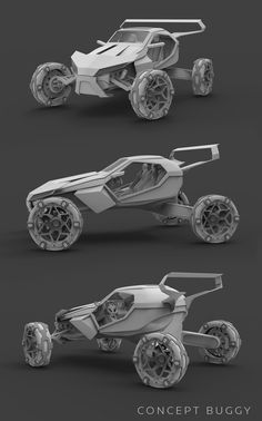 Vehicles 2013 - 2015 on Behance