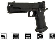 Airsoft GI Custom 5.1 Blunt Force GBB Pistol Airsoft Gun $330