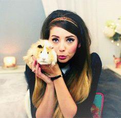 Zoella • Youtuber