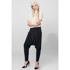 Emma Broek Zwart Parachute Pants, Harem Pants, Fashion, Moda, Harem Trousers, La Mode, Harlem Pants, Fasion, Fashion Models