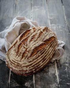 Sauerteig-Brot selber backen - omoxx