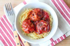 Oven Baked Turkey Meatballs – Gluten Free
