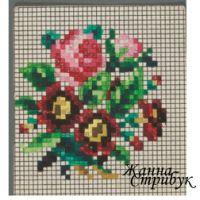 "Gallery.ru / pustelga - Альбом ""small маленькие схемы"" Cross Stitch Designs, Cross Stitch Patterns, Cross Stitches, Stitch Cartoon, Filet Crochet, Cross Stitch Embroidery, Needlepoint, Artwork, Zoom Zoom"