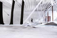 """Biennale '15 Camille Nourment """"Rapture"""""""