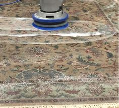 It's not just in a saying when you talk about rug cleaning by hand Boca Raton. That is what we truly do to your rugs when they are brought to us.