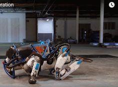 Boston Dynamics -empresa que forma parte del conglomerado de Alphabet-, ha mostrado su nuevo robot, Atlas, y sus habilidades son realmente impresionantes, desenvolviéndose perfectamente tanto en interiores como en exteriores. El diseño de Atlas recuerda de forma inquietante a los Cylon de Battlestar Galactica. Es completamente eléctrico y susmecanismos que lo muevenson hidráulicos. Poseeen el cuerpo como en lasextremidades sensores que funcionan junto al LIDAR de su cabeza para…