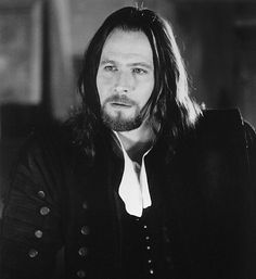 Gary Oldman in The Scarlet Letter - I got so much grief from my friends when I said I thought he was sexy ugly, but what can I say???