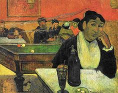 Travessia Poética: PAUL GAUGUIN: PÓS-IMPRESSIONISTA, SINTETISTA E PRIMITIVISTA