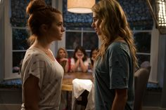 """Faking It S2 - 2X02 - - #KARMY - - - """"Will they, or won't they go through with the kiss?"""" - - - - - - - - - - - - - - - Katie Stevens (Karma Ashcroft) & Bailey De Young (Lauren Cooper) & Breezy Eslin (Lisbeth) & Courtney Kato (Leila) & Rita Volk (Amy Raudenfeld)"""