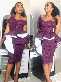 African fashion is available in a wide range of style and design. Whether it is men African fashion or women African fashion, you will notice. Ankara Styles For Women, African Dresses For Women, African Print Dresses, African Fashion Dresses, African Wedding Attire, African Attire, African Wear, African Fashion Designers, African Print Fashion