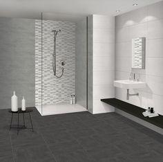Piastrelle per rivestimento bagno e cucina effetto moderno naxos ...