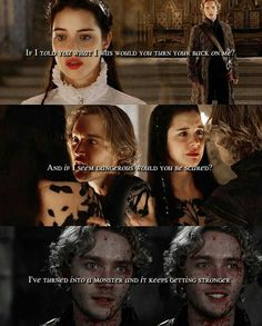 King Francis Of France, Reign Mary And Francis, Mary Stuart, Mary Queen Of Scots, Queen Mary, Movie Quotes, Book Quotes, Isabel Tudor, Reign Quotes