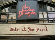 London Dungeon (Westminster, London, UK) The London Dungeon fun but lacks an educative feature...
