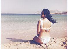 @natasam_ // Pori Beach, Koufonisia Travel Log, Rest, Beach, Seaside