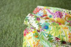 Ethical Fashion, Floral Tie, Fabric, Summer, Beautiful, Tejido, Tela, Summer Time, Sustainable Fashion
