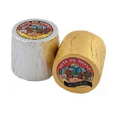 Tête de Moine, a great swiss #cheese from the fromagerie Amstutz - Hartkäse aus dem Berner Jura. | bestswiss.ch
