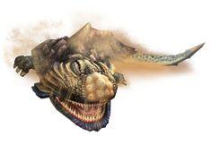 MHP3rd Nibelsnarf. Monster Hunter Art, Monster Hunter 3 Ultimate, Monster Hunter Series, Alien Creatures, Fantasy Creatures, Mythical Creatures, Dragon Mythology, Godzilla Toys, No Man's Sky