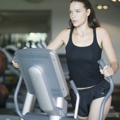 Change up  Elliptical Workout.