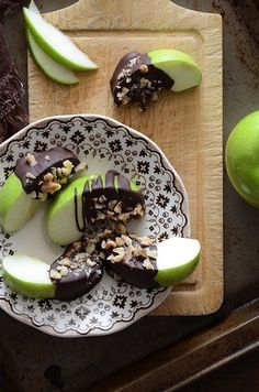 #apple + #chocolate #dessert