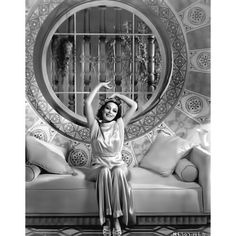 Dolores del Río, Gibbons' wife, was a Mexican actress & was the first major female Latin cross-over star in Hollywood in the 1920s & 30s.Tweets by Art Deco Designs (@ArtDecoFineArt) | Twitter