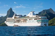 Tahiti Cruise on the Paul Gauguin