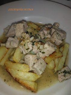 Vegan, Chicken, Food, Pork Sirloin Recipes, Potato Recipes, Fast Recipes, Salads, Dishes, Essen