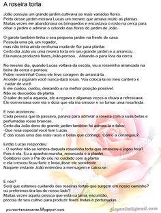 A roseira torta