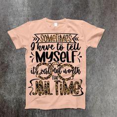 Jail Time T-Shirt - XS / Peach