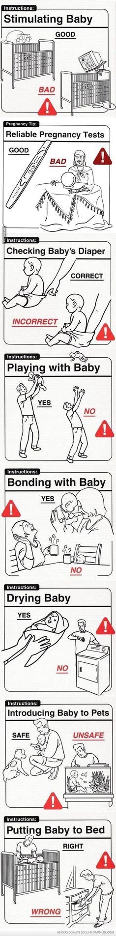The Right And Wrongs Of Parenting....i've been doing it wrong!