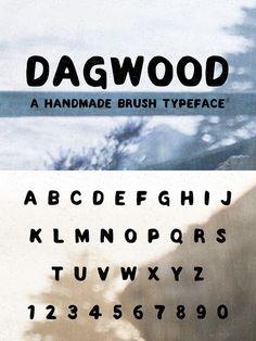 Dagwood. Sans Serif Fonts. $9.00