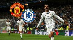 Alvaro Morata raises Chelsea and Manchester United transfer hopes