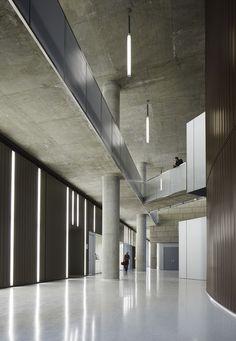 Sala de Artes Gordon Parks,© Steve Hall