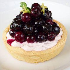 Tartelette aux myrtilles.... #menubistronomique #myrtille #dessert #pâtisserie #pastry #faitmaison #Food #Foodista #PornFood #Cuisine #Yummy #Cooking