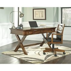 Signature Design by Ashley Beverly Writing Desk