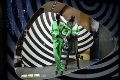Sonia Rykiel windows 2013, Paris visual merchandising