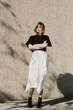 Shaina Mote Fall Winter 2016 // Bell Top and Jasper Skirt