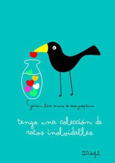 Colección de Ratos mr. wonderful...