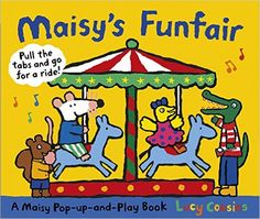 Maisy's Funfair: A Maisy Pop-up-and-Play Book: Amazon.co.uk: Lucy Cousins: 9781406343205: Books